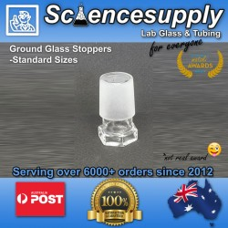 Glass Stoppers