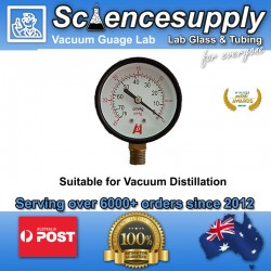 Vacuum Gauges - Manometer